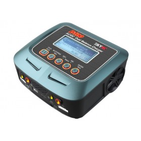 Зарядное устройство дуо SkyRC D100 10A/100WxAC/200WxDC с/БП универсальное