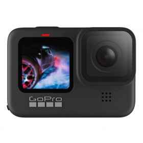 Экшн-камера GoPro Hero 9 Black