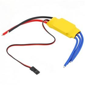 Бесколлекторный регулятор скорости ESC 30a Hobbywing