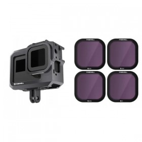 FREEWELL GoPro Hero8 ND4 ND8 ND16PL  Black Фильтры - Standard Day – 4Pack