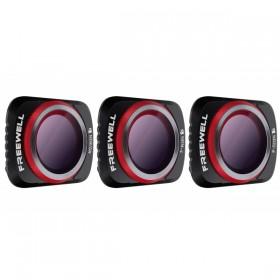 FREWELL Фильтры для DJI Mavic Air 2 градиент ND8-GR, ND16-4, ND32-8