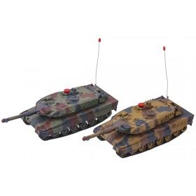 Танковый бой р/у 1:24 HuanQi 558