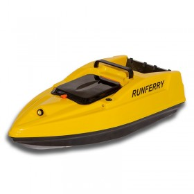 Карповый кораблик Runferry SOLO V2 Yellow