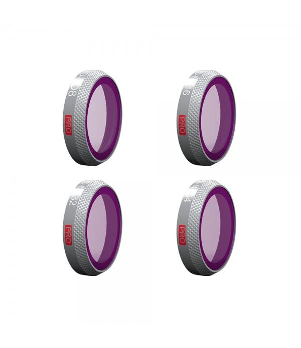 Фильтры для MAVIC 2 ZOOM - ND SET (Professional) (ND8 16 32 64)