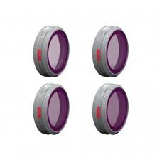 Фильтры для MAVIC 2 ZOOM - ND/PL (Professional) (ND8/PL ND16/PL ND32/PL ND64/PL)