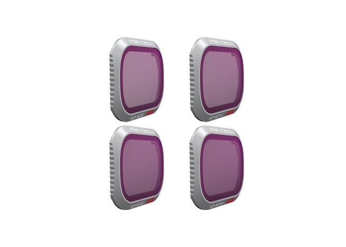 Фильтры для MAVIC 2 PRO - ND SET (Professional) (ND8 16 32 64)