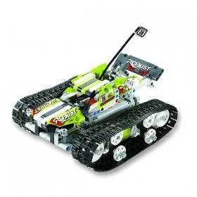 Конструктор на радиоуправлении SDL Tank (402 детали)