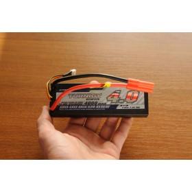 Turnigy 4000mAh 2S 30C Hardcase Pack