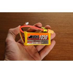 Rhino 750mAh 3S 11.1v 20C Lipoly Pack