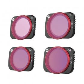 Набор фильтров NDPL 8 16 32 64 (Professional) для Mavic Air 2 PGYTECH