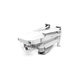 Квадрокоптер DJI Mavic Pro Alpine White Fly More Combo