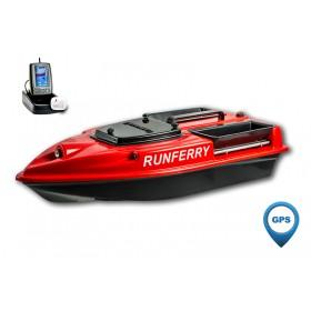 Карповый кораблик Camarad V3 GPS + Toslon TF500 Red