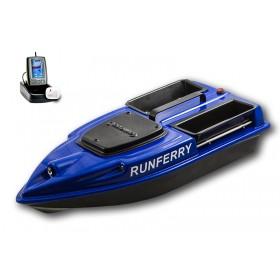 Карповый кораблик Camarad V3 + Toslon TF500 Blue